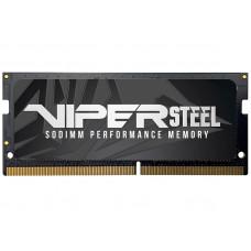 Модуль памяти Patriot Memory Viper Steel DDR4 SO-DIMM 2400MHz PC-19200 CL15 - 32Gb PVS432G240C5S