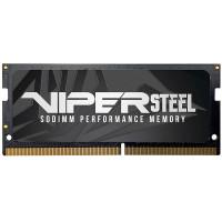 Модуль памяти Patriot Memory Viper Steel DDR4 SO-DIMM 2666Mhz PC4-21300 - 8Gb PVS48G266C8S