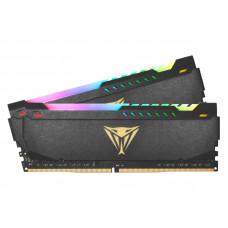 Модуль памяти Patriot Memory Viper Steel RGB DDR4 DIMM 3600MHz PC4-28800 CL20 - 64Gb Kit (2x32Gb) PVSR464G360C0K