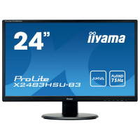 Монитор Iiyama ProLite X2483HSU-B3 Black