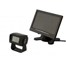 Монитор в авто AutoExpert DV-755