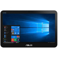Моноблок ASUS V161GAT-BD109D 90PT0201-M05170 (Intel Celeron N4000 1.1GHz/4096Mb/256Gb SSD/Intel UHD Graphics/Wi-Fi/15.6/1366x768/Touchscreen/Endless)