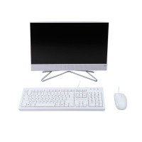 Моноблок HP 200 G4 Black 9US64EA (Intel Core i3-10110U 2.1 GHz/8192Mb/1000Gb/DVD-RW/Intel HD Graphics/Wi-Fi/Bluetooth/Cam/21.5/1920x1080/Windows 10 Pro 64-bit)