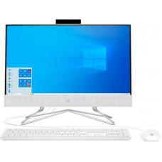 Моноблок HP 22-df0001ur (белый)