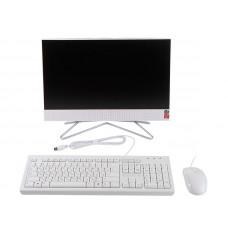 Моноблок HP 22-df0048ur White 14P77EA (AMD Ryzen 3 3250U 2.6 GHz/8192Mb/1000Gb + 128Gb SSD/AMD Radeon Graphics/Wi-Fi/Bluetooth/Cam/21.5/1920x1080/DOS)