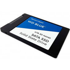 "Накопитель SSD 4 Тб Western Digital Blue (WDS400T2B0A) SATA 2.5"""