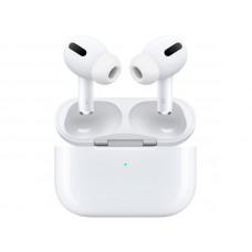 Наушники Apple AirPods Pro White Case в беспроводном зарядном футляре MWP22RU/A Выгодный набор + серт. 200Р!!!