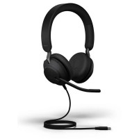 Наушники Jabra Evolve2 40 USB-C MS Stereo 24089-999-899