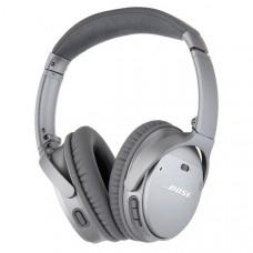 Наушники накладные Bluetooth Bose QuietComfort 35 II Wireless Headphones, Silver