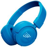 Наушники накладные Bluetooth JBL T460BT Blue (JBLT460BTBLU)