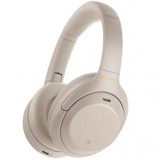 Наушники накладные Bluetooth Sony WH-1000XM4 Silver