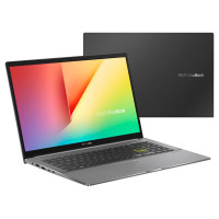 Ноутбук ASUS S533EQ-BN140T 90NB0SE3-M02400 (Intel Core i5-1135G7 2.4GHz/8192Mb/512Gb SSD/nVidia GeForce MX350 2048Mb/Wi-Fi/15.6/1920x1080/Windows 10 64-bit)