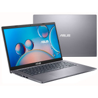 Ноутбук ASUS VivoBook X415MA-EB215 90NB0TG2-M03070 (Intel Pentium Silver N5030 1.1Ghz/4096Mb/512Gb SSD/Intel UHD Graphics 605/Wi-Fi/Bluetooth/Cam/14/1920x1080/No OS)