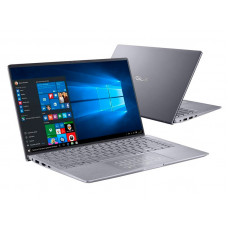 Ноутбук ASUS Zenbook UM433IQ-A5037T 90NB0R89-M01060 (AMD Ryzen 5 4500U 2.3 GHz/8192Mb/256Gb SSD/nVidia GeForce MX350 2048Mb/Wi-Fi/Bluetooth/Cam/14.0/1920x1080/Windows 10 Home 64-bit)