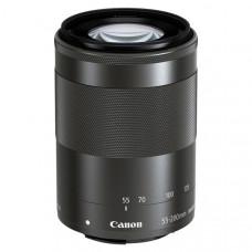 Объектив Canon EFM 55-200mm f/4.5-6.3 IS STM Black