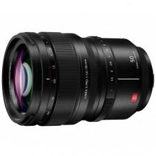 Объектив Panasonic Lumix S Pro 50mm f/1.4 (S-X50E)