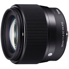 Объектив Sigma 56mm f/1.4 DC DN C Sony E
