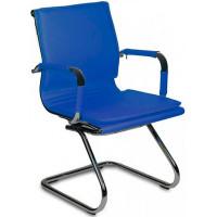 Офисное кресло Бюрократ CH-993-LOW-V/BLUE синее