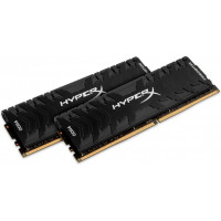 Оперативная память DIMM 16 Гб DDR4 3333 МГц Kingston HyperX Predator (HX433C16PB3K2/16) PC-26600, 2x 8 Гб KIT