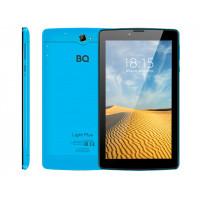 Планшет BQ 7038G Light Plus Blue (Unisoc SC7731E 1.3GHz/2048Mb/16Gb/3G/Wi-Fi/Bluetooth/GPS/Cam/7.0/1024x600/Android)