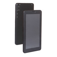 Планшет BQ 7055L Exion One Black (Unisoc SC9863A 1.6 GHz/2048Mb/32Gb/Wi-Fi/Bluetooth/LTE/GPS/Cam/7.0/1024x600/Android)