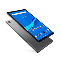 Планшет Lenovo Tab M10 Plus TB-X606F Iron Grey ZA5T0236RU (MediaTek Helio P22T 2.3 GHz/4096Mb/128Gb/Wi-Fi/Bluetooth/Cam/10.3/1920x1200/Android Pie)