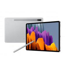 Планшет Samsung Galaxy Tab S7 Wi-Fi 11 SM-T870 - 128Gb Silver SM-T870NZSASER Выгодный набор + серт. 200Р!!!