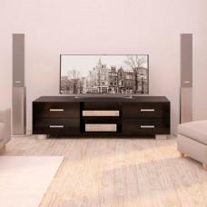 Подставка для телевизора Mart Командор Black (1122293)