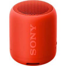 Портативная акустическая система Sony SRS-XB12 Red