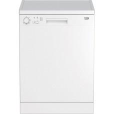 Посудомоечная машина Beko DFN05310W белый (полноразмерная)