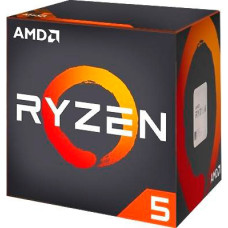 Процессор AMD Ryzen 5 2600 BOX (YD2600BBAFBOX)