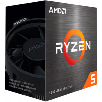 Процессор AMD Ryzen 5 5600X 100-100000065BOX