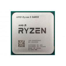 Процессор AMD Ryzen 5 5600X (3700MHz/AM4/L2+L3 32768Kb) 100-000000065 OEM Выгодный набор + серт. 200Р!!!