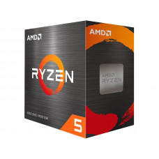Процессор AMD Ryzen 5 5600X (3700MHz/AM4/L2+L3 32768Kb) 100-100000065BOX