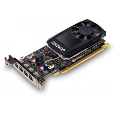 Профессиональная видеокарта nVidia Quadro P1000 Dell PCI-E 4096Mb (490-BDXN) OEM