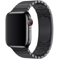 Ремешок Ремешок Apple Link Band для Watch 38 мм (черный космос)