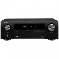 Ресивер Denon AVR-X550BT Black