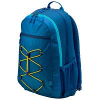 """Рюкзак для ноутбука HP 15.6"""" Active Backpack, Blue/Yellow (1LU24AA)"""