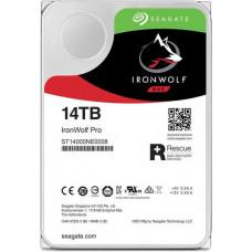 """Серверный жесткий диск 14 Тб Seagate IronWolf Pro NAS (ST14000NE0008) 3.5"""", SATA-III, 7200 об/мин"""