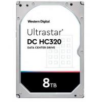"""Серверный жесткий диск 8 Тб Western Digital Ultrastar DC HC320 (0B36400) (HUS728T8TAL5204) 3.5"""", SAS, 7200 об/мин"""