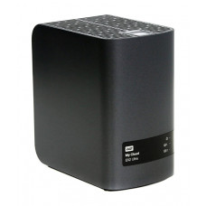 Сетевое хранилище Western Digital My Cloud EX2 Ultra 0Tb WDBSHB0000NCH-EEUE