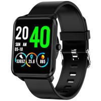 Смарт-часы Digma Smartline T1 Black