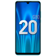 Смартфон Honor 20 LITE 4/128Gb Peacock Blue
