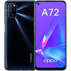 Смартфон OPPO A72 4+128GB Twilight Black (CPH2067)