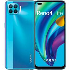 Смартфон OPPO Reno4 Lite 8+128GB Magic Blue (CPH2125)