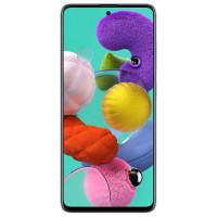 Смартфон Samsung A515 Galaxy A51 6/128Gb White