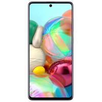 Смартфон Samsung A715 Galaxy A71 6/128Gb Silver