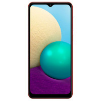 Смартфон Samsung Galaxy A02 32GB Red (SM-A022G/DS)