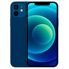 Сотовый телефон APPLE iPhone 12 64Gb Blue MGJ83RU/A Выгодный набор для Selfie + серт. 200Р!!!