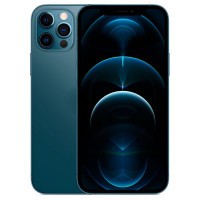 Сотовый телефон APPLE iPhone 12 Pro 128Gb Pacific Blue MGMN3RU/A